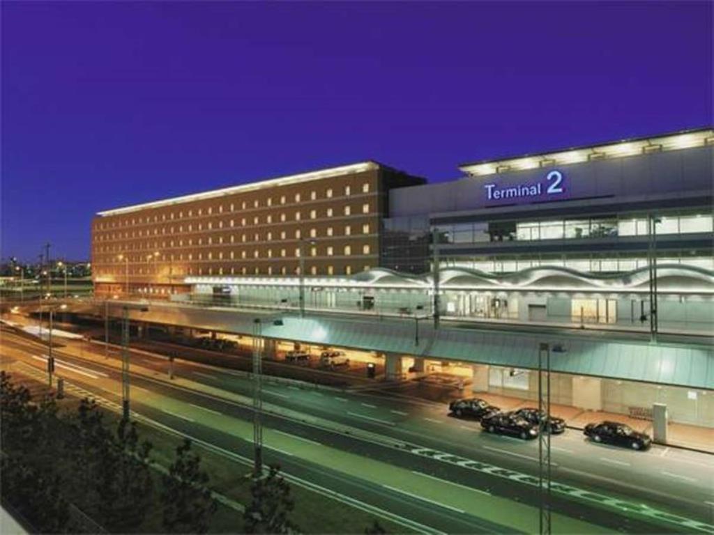 羽田エクセルホテル東急のホテル外観