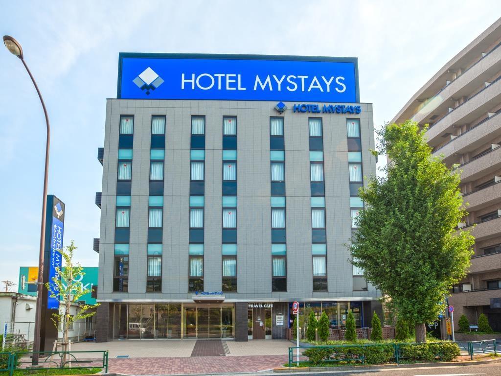 ホテルマイステイズ羽田の外観写真