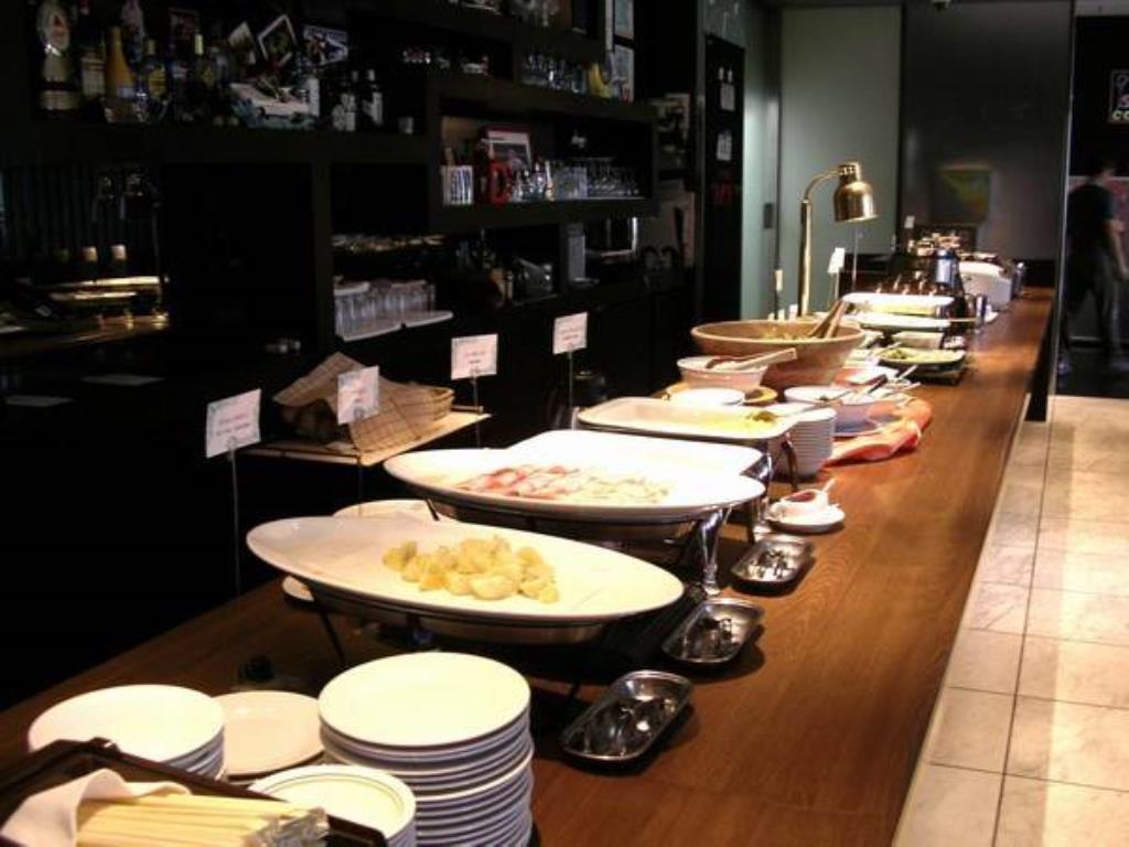ホテルJALシティ羽田東京の朝食