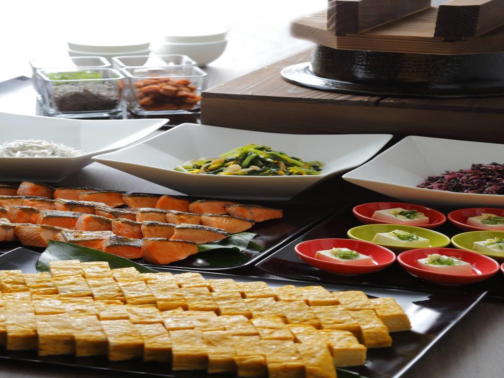 ロイヤルパークホテルザ羽田の朝食