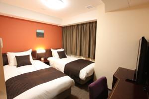 タマディアホテル羽田のツインルーム