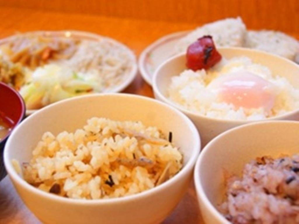 東横イン羽田空港の朝食