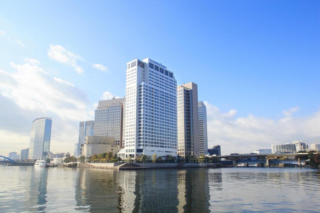第一ホテル東京シーフォートのホテル外観
