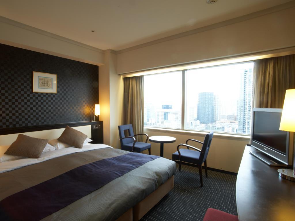 第一ホテル東京シーフォートのブリッジサイドダブルルーム