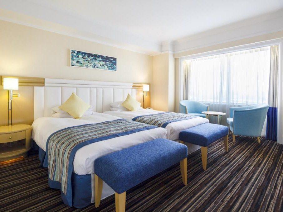 第一ホテル東京シーフォートのエグゼクティブスイートルーム