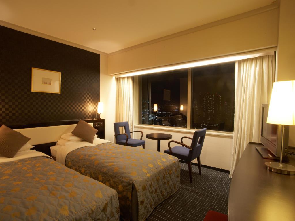 第一ホテル東京シーフォートのスタンダードツインルーム