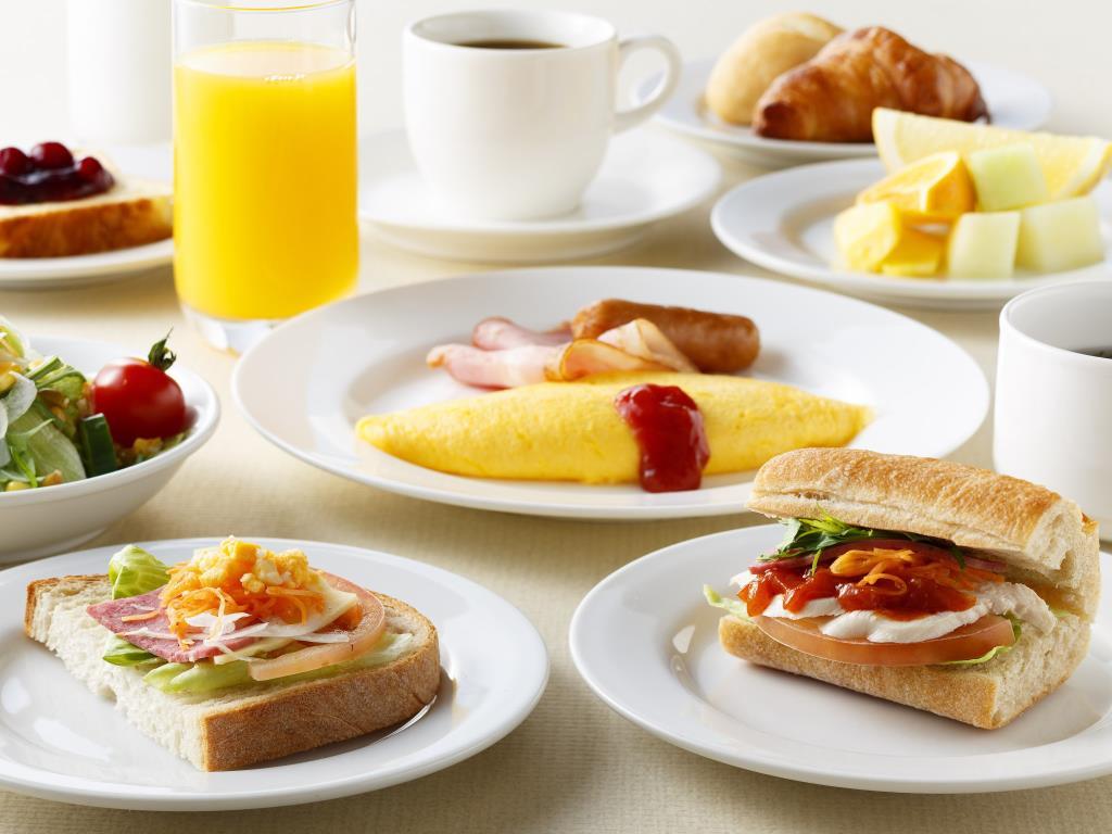 大森東急REIホテルの朝食