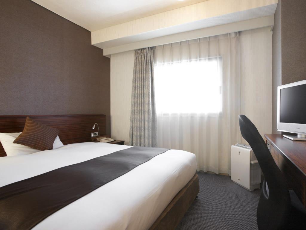 大森東急REIホテルのスモールダブルベッドルーム