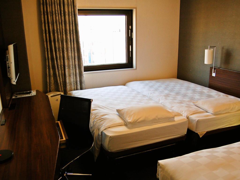 大森東急REIホテルのスモールトリプルルーム