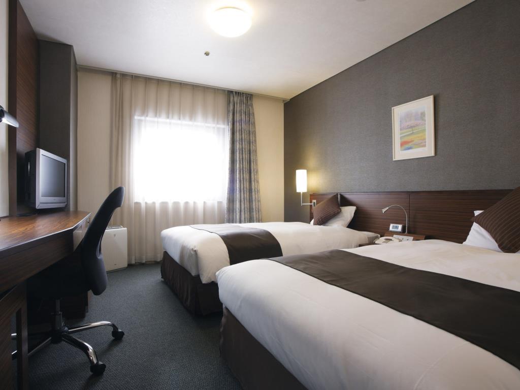大森東急REIホテルのツインルーム