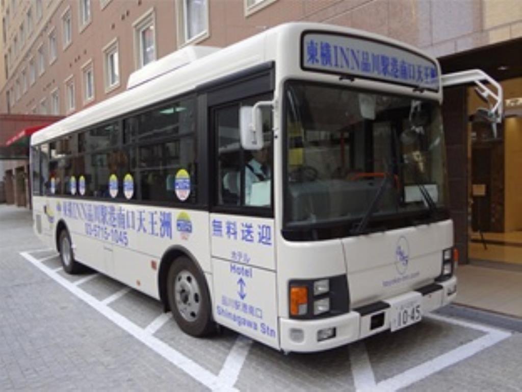 東横イン品川駅港南口天王洲のシャトルバス