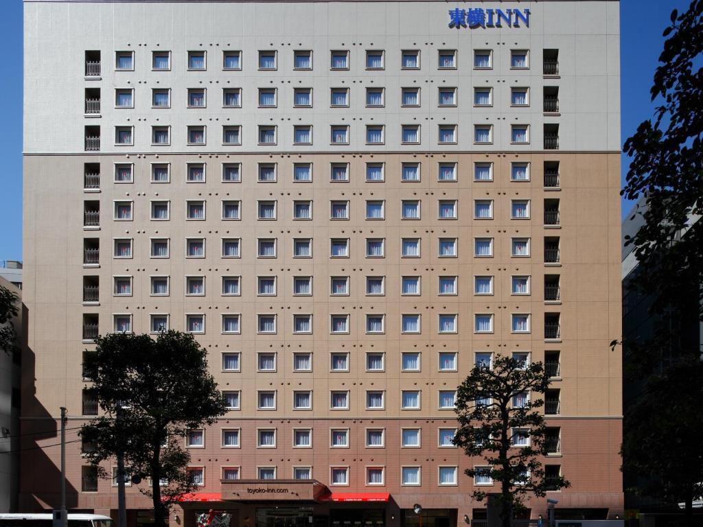 東横イン品川駅港南口天王洲のホテル外観
