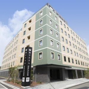 変なホテル東京羽田のホテル外観